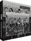 Friends - Over New York - Jigsaw Puzzle