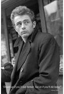 "James Dean - Dream - 24"" x 36"" Poster"