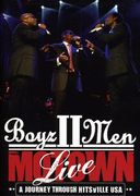 Boyz II Men - Motown Live: A Journey Through