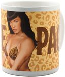 Bettie Page - 11 oz. Leopard Mug