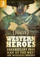 Western Heroes: Breakheart Pass / Man of the West
