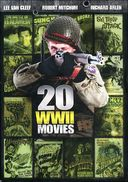 WWII - 20 World War II Movies Gift Box (2-DVD)