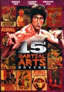 15 Martial Arts Movies (3-DVD)