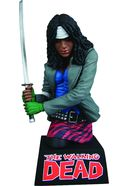 The Walking Dead - Bust Bank Michonne