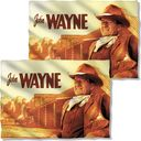 John Wayne - Old West (Front & Back) - Pillow Case