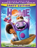 Home 3D (Blu-ray + DVD)