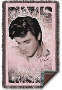 Elvis Presley - Soft Lights - Woven Throw