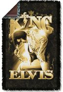 Elvis Presley - The King - Woven Throw