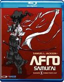 Afro Samurai (Blu-ray, Director's Cut, Repriced,