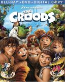 The Croods (Blu-ray + DVD)