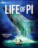 Life of Pi 3D (Blu-ray + DVD)