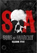 Sons of Anarchy - Season 5 (4-DVD)