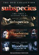 Subspecies: The First 3 Classic Films (3-DVD)