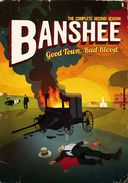 Banshee - Complete 2nd Season (4-DVD)