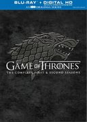 Game of Thrones - Complete 1st & 2nd Seasons