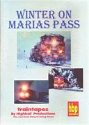 Trains - Winter on Marias Pass