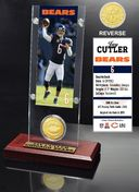 Football - Denver Broncos: Jay Cutler Ticket &