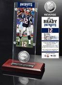 Football - New England Patriots: Tom Brady Ticket