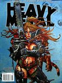 Heavy Metal - Volume #35, Issue #7