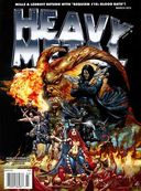 Heavy Metal - Volume #36, Issue #1