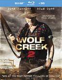 Wolf Creek 2 (Blu-ray + DVD)