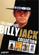 Billy Jack - Complete Collection (4-DVD)