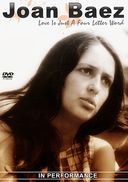 Joan Baez: Love Is Just a Four Letter Word - In