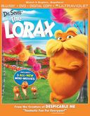 The Lorax (Blu-ray + DVD)