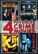 4 Favorite Crime Movies