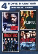 4 Movie Marathon - Crime Thriller Collection (New