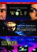 Wolf / Mary Shelley's Frankenstein / Sleepwalkers
