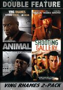 Ving Rhames Double Feature: Animal / Shooting