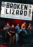 Broken Lizard - Stands Up: Live, Extended and