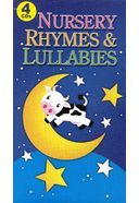 Nursery Rhymes & Lullabies (4-CD)