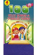 100 Silly Songs & Toddler Tunes (4-CD)