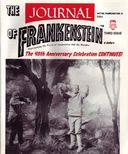 The Journal Of Frankenstein, Issue #3