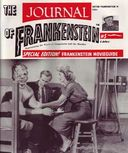 The Journal Of Frankenstein, Issue #5