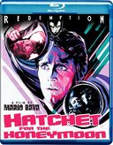 Hatchet for the Honeymoon (Blu-ray)