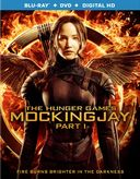 The Hunger Games: Mockingjay, Part 1 (Blu-ray +
