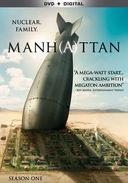 Manhattan - Season 1 (4-DVD)