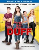 The DUFF (Blu-ray + DVD)