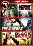 Maneater Series Triple Feature 2: Swamp Devil /