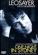 Leo Sayer - Live at the Basement & One Night in