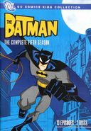 Batman - Complete 5th Season (2-DVD)