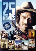Westerns: 25-Movie Collection (4-DVD)