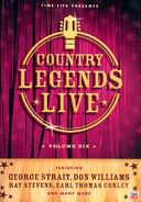 Country Legends Live, Volume 6