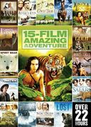 15-Film Amazing Adventure (3-DVD)