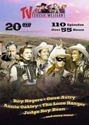 TV Classic Westerns [Box Set] (20-DVD)