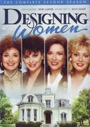 Designing Women - Season 2 (4-DVD)
