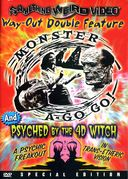 Monster A-Go Go! (1965) / Psyched by the 4D Witch